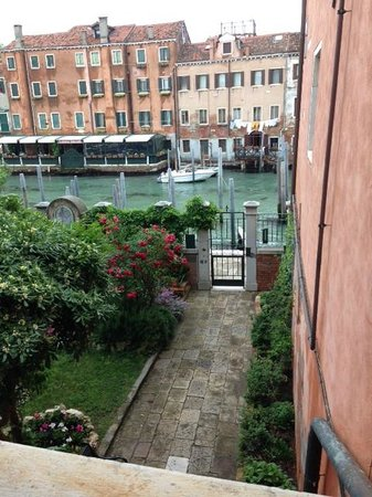 Al Redentore di Venezia : Vista do quarto