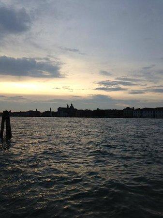 Al Redentore di Venezia : Canal da Giudecca