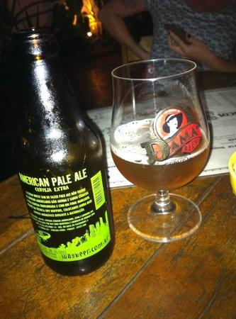 O de Casa Hostel: cervejas especiais