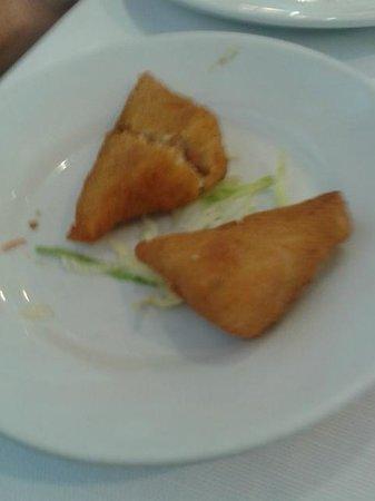 Al Brigantino: Crocchette di salmone