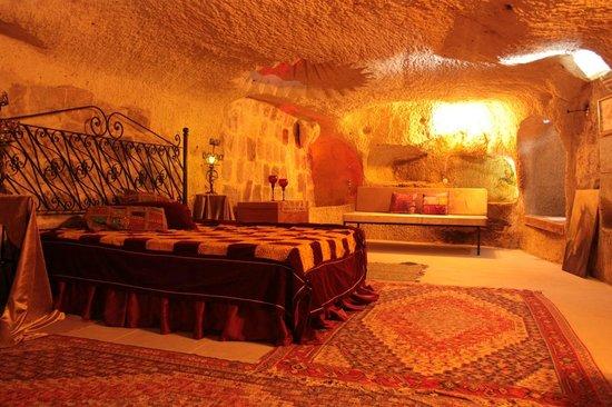 Cave Art Cappadocia: kıng cave