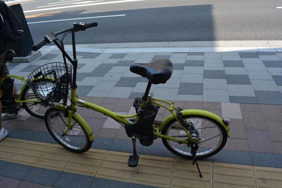 Urbain Hiroshima Executive : Bicicletta noleggiabile