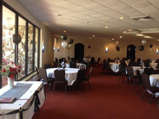 Quality Inn & Suites Sebring: Grande Ballroom