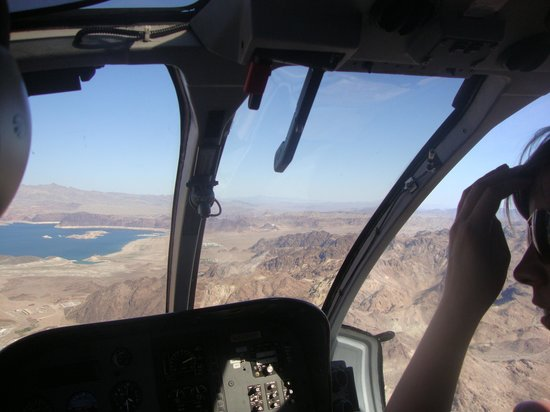 Sundance Helicopters : Cock pit