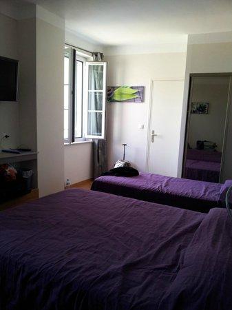Belvedere Hotel : Chambre 203