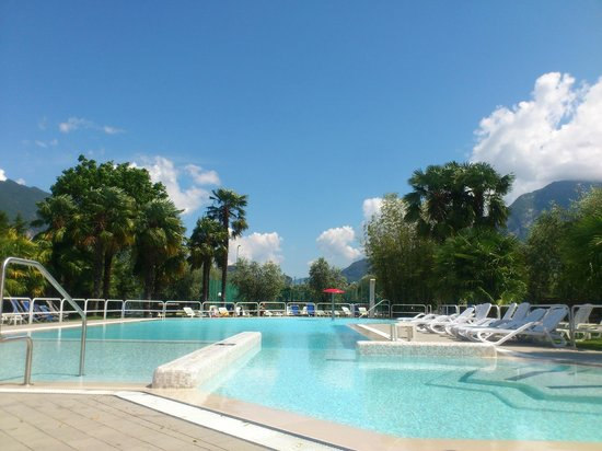 Residence Filanda: Pool