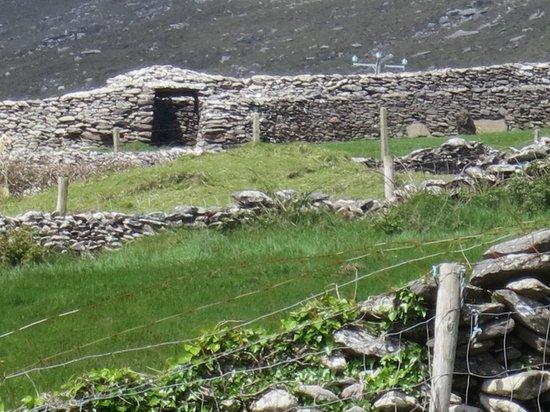 The Dingle Peninsula: Beehive huts