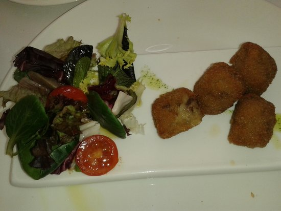 URH Moli del Mig: croquetes de ceps