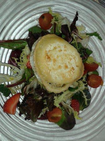 URH Moli del Mig: ensalada de cabra