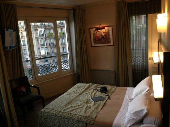 Raspail Montparnasse Hotel: my room