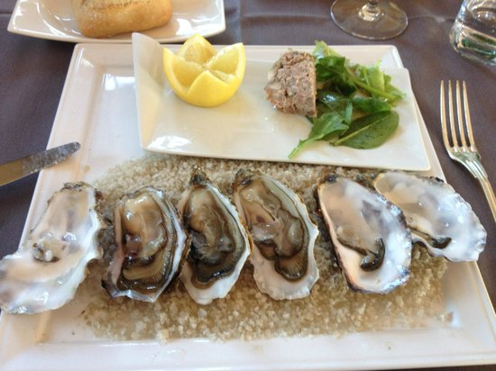 Le Moulin de Chalons : Well it is the Marennes