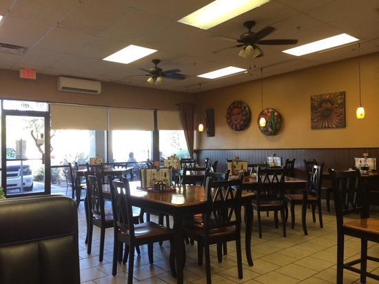 Sahuaro Cafe: Brkfast place on Monday.