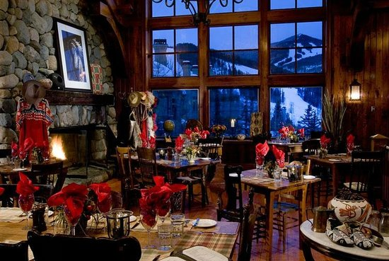 SaddleRidge at Beaver Creek Resort: Dining