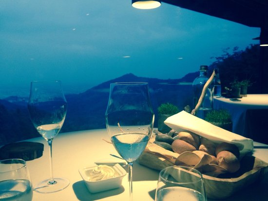 Spinechile Resort : Aperitivo con Franciacorta Majolini