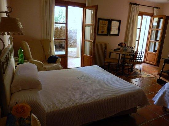 Hotel Bahia: Zimmer zu Garten