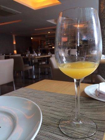 Sonesta Hotel Bogota : EXCELENTE SUS DESAYUNOS