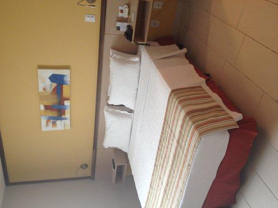 Comfort Campos dos Goytacazes: A cama é bem grande