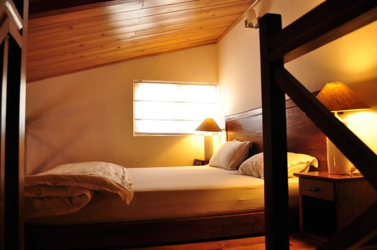 Ivy Bank Guest House: Bed