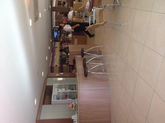 Comfort Campos dos Goytacazes: Café da manha de novo