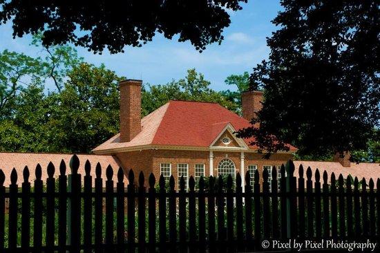 George Washington's Mount Vernon: Greenhouse