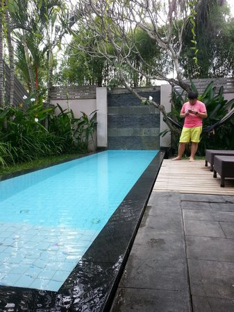 Bali Island Villas & Spa: Private pool for each villa