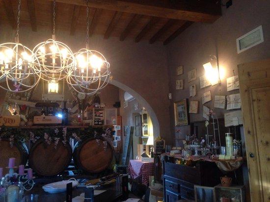 Locanda Lo Scopiccio: Che posto incantevole ma rustico nello stesso tempo,bella la mi'toscana!!!
