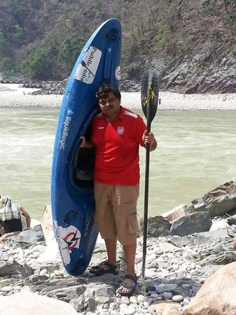 Paddle India: Unforgettable Rishikesh4