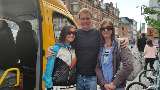 Manchester Music Tours: Craig Gill - Oasis Tour