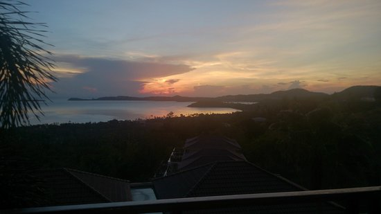 Mantra Samui Resort: view from wow room