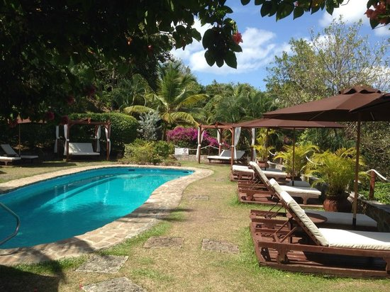 Ti Kaye Resort & Spa: Almost always this private