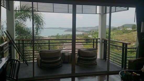 Mantra Samui Resort : view from wow room