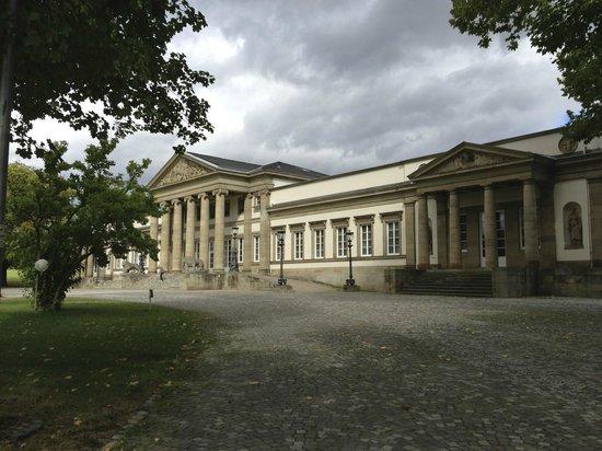 Schlossgarten : ローゼンシュタイン城