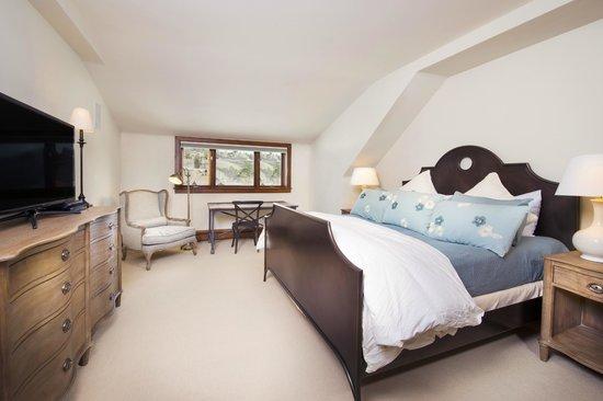 Snow Cloud Lodge: Bedroom