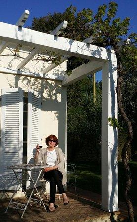 Hotel Santo Stefano: Outside my room