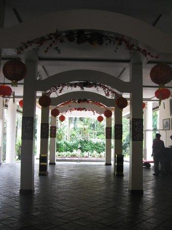 Sabah Hotel Sandakan: Новый год