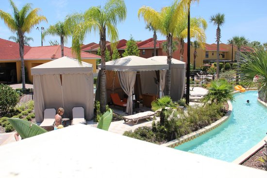 Fantasy World Club Villas: Cabanas