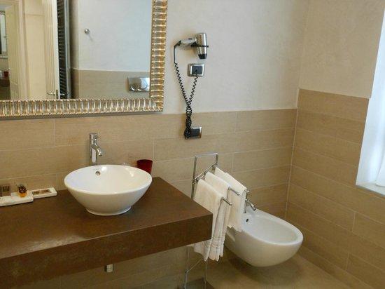 Hotel Patavium : bagno