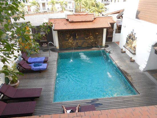 De Naga Hotel : De Naga Pool