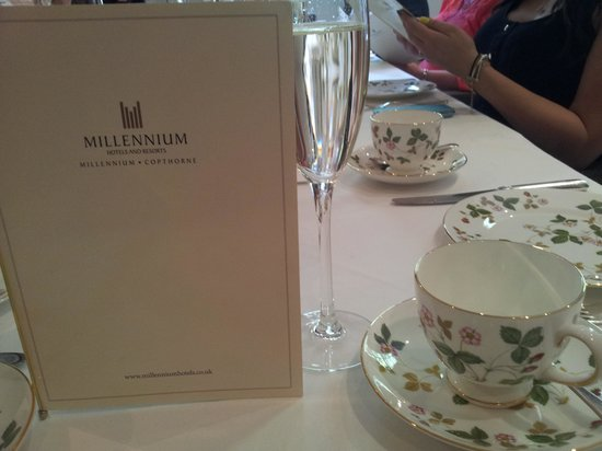 Millennium Hotel London Mayfair: highly recommend