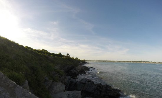 Cliff Walk : Oceanview