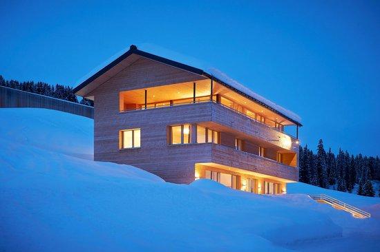 Schneeglöckle Appartements: ein Wintermärchen - direkt an der Skipiste