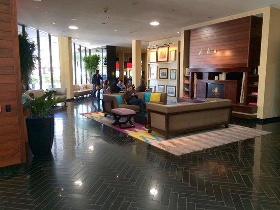 Hotel Derek Houston Galleria: Lobby