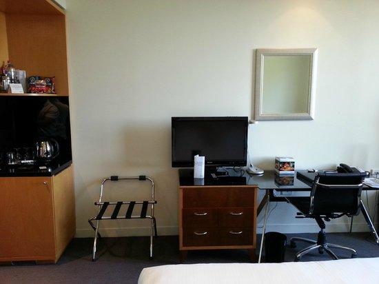 Radisson on Flagstaff Gardens: Hotel room