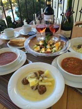 Marriott's Playa Andaluza: Dinner