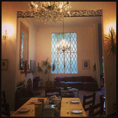 Comedor Casa Comtesse