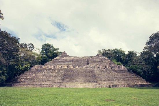 Maya-Ruinen von Caracol: Caracol