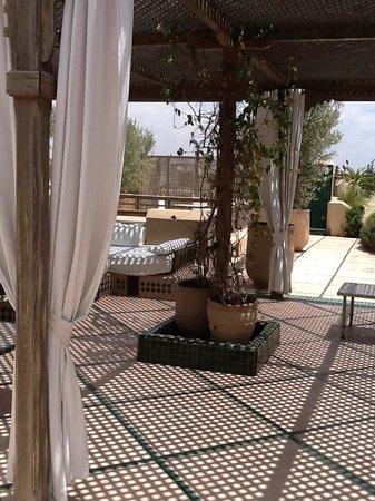 Les Jardins de la Medina: Relax
