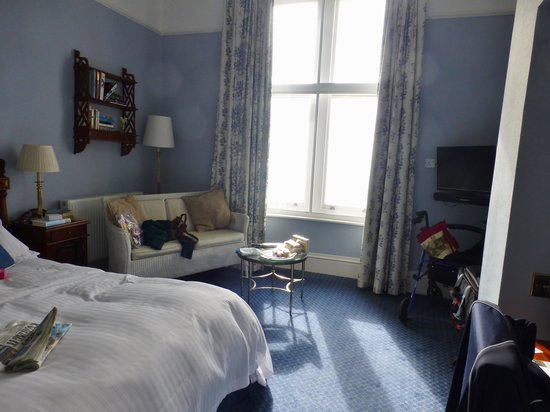 The Headland Hotel & Spa - Newquay: nice rooms