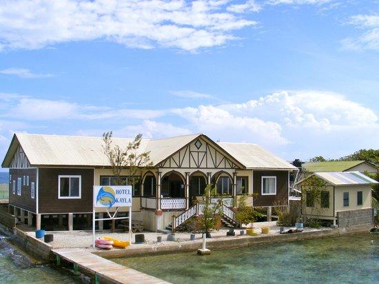 Utila Cays Inn, formerly Hotel Kayla