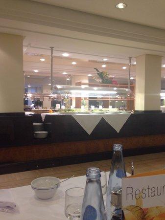 Levante Park Hotel: Dinner